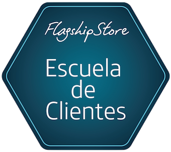 Flagship Store - Escuela de Clientes
