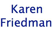 Karen Friedman - KommWorks