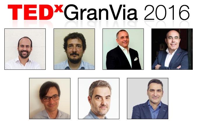 TEDxGranVia 2016